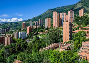 Furnished Apartment for sale El Poblado - Tesoro - Great View