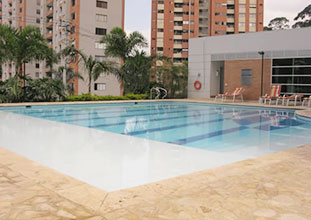 Furnished Rental - El Poblado - Great View