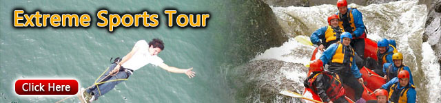 colombia extreme sports tours, rock repelling, hang gliding, white water rafting, and extreme adventures